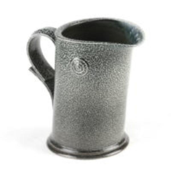 Salt glazed jug